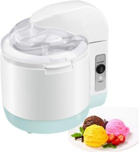 Ice Cream Maker 2018 And Automatic Homemade Frozen Yogurt Machine By Focipow